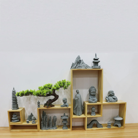 Changeful modelling wooden shelf display shelves for sale