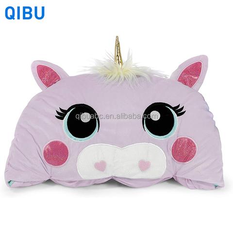 KS5 Qibu cute pink cat children sleeping bag lightweight portable kids happy nappers sleeping bag pictures & photos