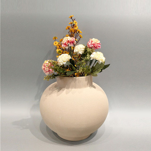 Nordic style flower pot designs indoor decoration ceramic flower pot pictures & photos