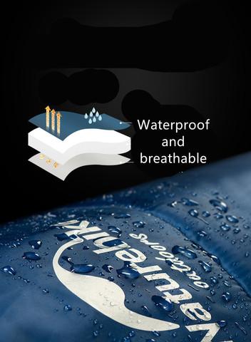 Oem Odm Custom Winter Ultra Light Army Sleeping Waterproof Duck Down Sleeping Bag pictures & photos