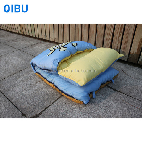 QIBU Lightweight Portable Kids Sleeping Bags School Napper Sleep Bag pictures & photos