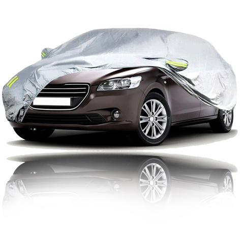 A Variety Of Models With Reflective Strips Cubierta Para Autos Car Cover Suv Waterproof Car Covers